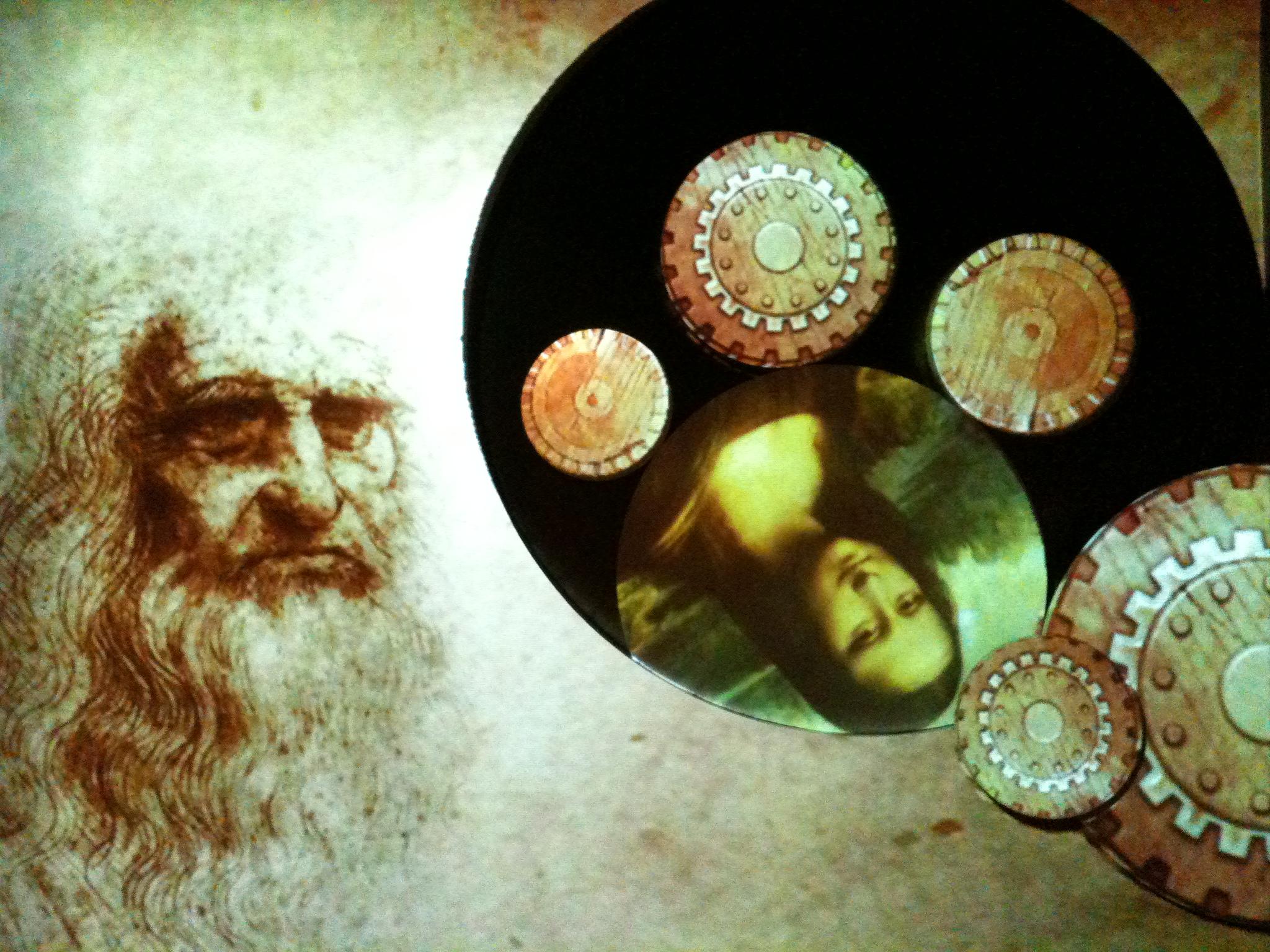 腦作大業 053 – Da Vinci 達文西創意奇想