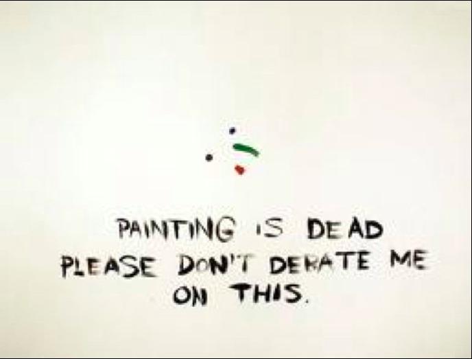 腦作大業 071 – Painting is Dead?