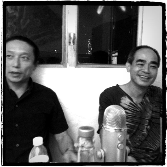 腦作大業 116 –專訪「撞劇團」 亞洲劇匯2012 巡迴演出