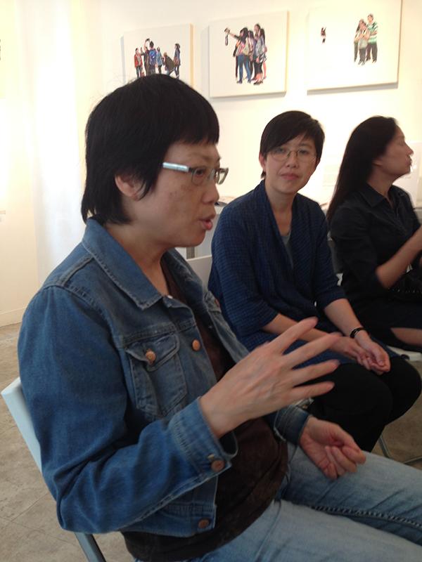腦作大業 138 - Katty Law 及藝術家鄧凝姿 「這裡的街道真好」藝展講座
